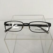 c29cf7000c1 Jhane Barnes Network Black 54-18-143 Glasses Frames