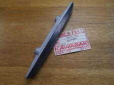 Kawasaki, 12053 016, Upper cam chain guide , KZ750 Twin 76-80, NOS