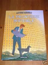 BD / LA FRONTIERE INVISIBLE TOME 1 / SCHUITEN & PETERS / EO 04/2002 / TR B ETAT