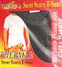 New Men's Heat Trap Technology Thermal T- Shirt / Vest 3-Colours