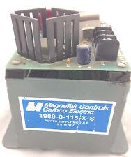 MAGNETEK GEMCO 1989 POWER SUPPLY  SD-0333000-C  1989-0-115-X-S  60 DAY WARRANTY!