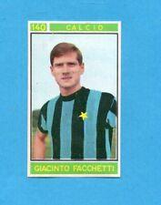 CAMPIONI dello SPORT 1967/68-Figurina n.140- FACCHETTI -CALCIO-Recuperata