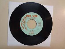 "SHAYNES: Valarie 2:49-Let's Go Steady 2:25-U.S. 7"" 1967 Pee Vee Records 5000,PA."