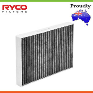 New * Ryco * Cabin Air Filter For VOLVO V90 D5 2L 4Cyl 11/2016 - On