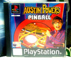 AUSTIN POWERS PINBALL - PS1 2 PLAYSTATION - MODENA