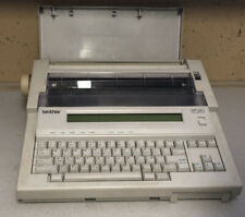 Brother WP-680 Word Processor Portable Daisy Wheel - As Is