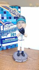 MLB BRIDGEPORT BLUEFISH OFFICIAL BOBBLEHEAD ROGER CLEMENS 2016 SEALED IN BOX