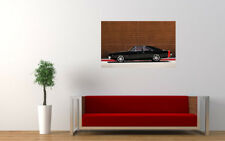 """DODGE CHARGER RT R T PRINT WALL POSTER PICTURE 33.1""""x20.7"""""""