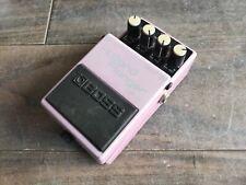 1989 Boss HF-2 Hi Band Flanger Vintage Effects Pedal