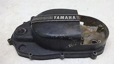1974 Yamaha RD350 RD 350 YM255B. Engine clutch cover -a