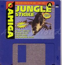 The One Amiga - Magazine Coverdisk A - Jan 1995 - Jungle Strike