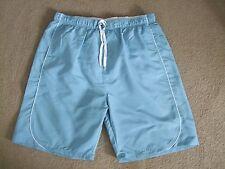 Pantaloncini da Uomo Fit taglia 38 poll. gamba ESTATE ELASTICIZZATO USATO Swim Extra Large