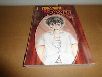 Teru Teru X Shonen vol. 1 by Shigeru Takao CMX Manga Book English