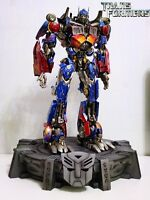 Custom 50CM Resin Base For 3A Transformers Optimus Prime New