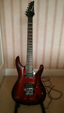 More details for ibanez s520 bbs electric guitar