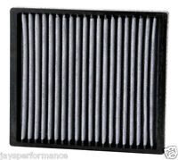 VF2013 K&N WASHABLE CABIN (POLLEN) AIR FILTER ELEMENT
