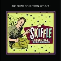 Various Artists - SKIFFLE - LO ESENCIAL Record NUEVO CD
