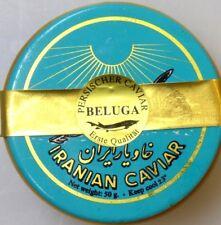 50gr Puro caviale Beluga (huso huso) caviale +1 cucchiaio madreperla