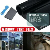 Norld 35/% 36 in x 10 Ft DIY Professional Adhesive Window Tint Film Uncut Roll