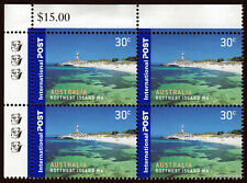 2007 30c Rottnest Island 3rd Reprint Block 4 MUH Mint SG2770 Stamps Australia #3