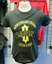 O SCHOOL CHOPPERS, OSCHOOL BITCH T SHIRT, Brand New