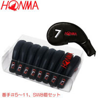 Honma golf iron cover 8 pieces ( 5 to 11, SW) IC-1620S from japan free shipping