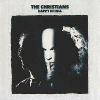 THE CHRISTIANS happy in hell (CD, album, 1992) pop rock, very good condition,