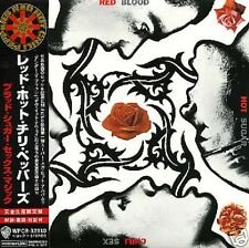 "RARE ! CD RED HOT CHILI PEPPERS ""blood sugar sex"" JAPON, 17 TITRES, COMME NEUF§"