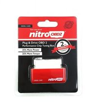 NITRO Power Diesel Chip Tuning Obd2 Performance ECU Remap Plug