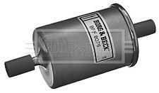 Borg & Beck Fuel Filter BFF8075 - BRAND NEW - GENUINE - 5 YEAR WARRANTY