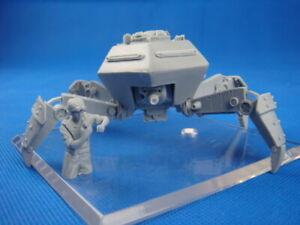 Resin Kit 097 1/35 Ma.k. SF3D Tanks