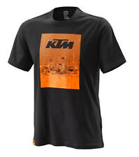 KTM T-SHIRT UOMO RADICAL TEE BLACK  SIZE XL 3PW200022405