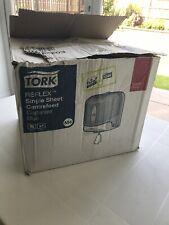 TORK Reflex Single Sheet Dispenser M4 Blue 473133