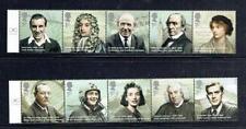 Celebrities British Commemorative Stamps