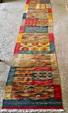 Morrocco Berber runner 9' by 26� very tightly woven
