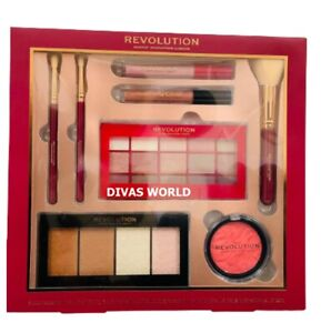 Revolution Makeup Kit The Ultimate Reloaded Collection Ladies Gift Set Brand New