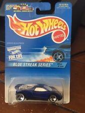 1997 Hot Wheels Blue Streak Series Speed Blaster #576