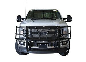 New Frontier Gear Grille Guard Ford F250 F350 2017 Super Duty Without Camera
