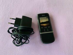 Nokia 8800 Arte - Black (Unlocked) Mobile Phone,original