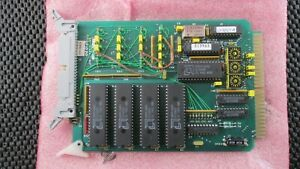 VARIAN PART# 879582 TIMER CONTROLLER PCB FOR LINEAR ACCELERATOR