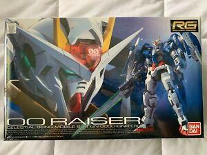 BANDAI RG 18 00 Raiser [GN-0000+GNR-010] 1/144 *Free Shipping*