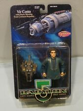 Moc Babylon 5 Vir Cotto Action Figure 1997 Exclusive Toy Products