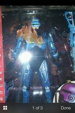 Neca Robocop Vs Terminator SNES Rocket Launcher Robocop