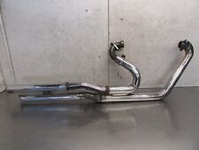 G VICTORY V92TC  TOURING CRUISER  2002 EXHAUST  SYSTEM MUFFLERS