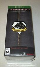 Metal Gear Solid V The Phantom Pain Collector's Edition XBOX One Unopened