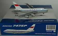 JC Wings KD4084 Boeing 747SP-J6 CAAC N1304E in 1:400 scale