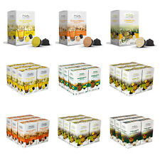 Dolce Gusto Tea Pods Lemon, Peach, Earl Grey, Jasmine, Mint; Compatible Capsules