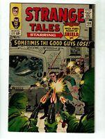 Strange Tales #138, VF- 7.5, 1st Appearance Eternity; Dr. Strange, Nick Fury