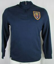 Real Salt Lake MLS Adidas Quarter-Zip Pullover
