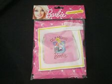 BARBIE COTTON LIBRARY BAG  - BRAND NEW - LICENSED